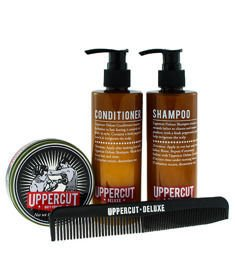 Uppercut Deluxe-Matt Pomade Kit Zestaw