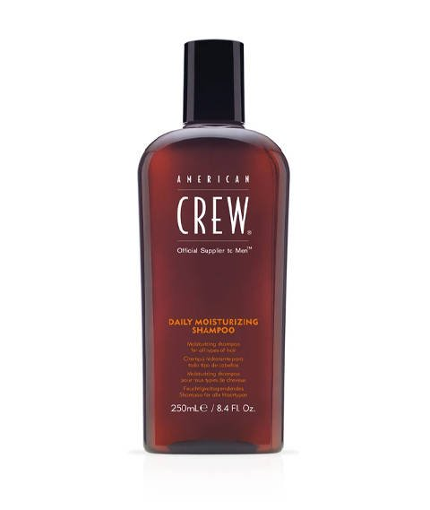 American Crew-Daily Moisturizing Shampoo Szampon do Włosów 250 ml