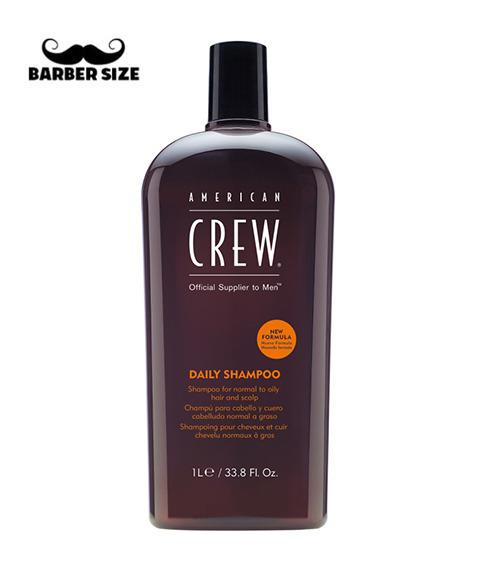 American Crew-Daily Shampoo Szampon do Włosów 1000 ml.
