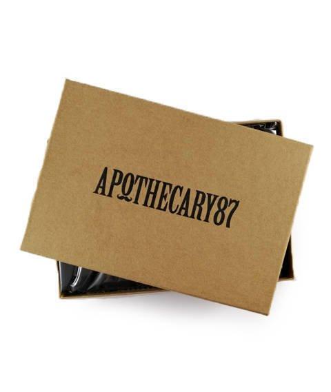 Apothecary 87-Barber Cape Pelerynka Barberska