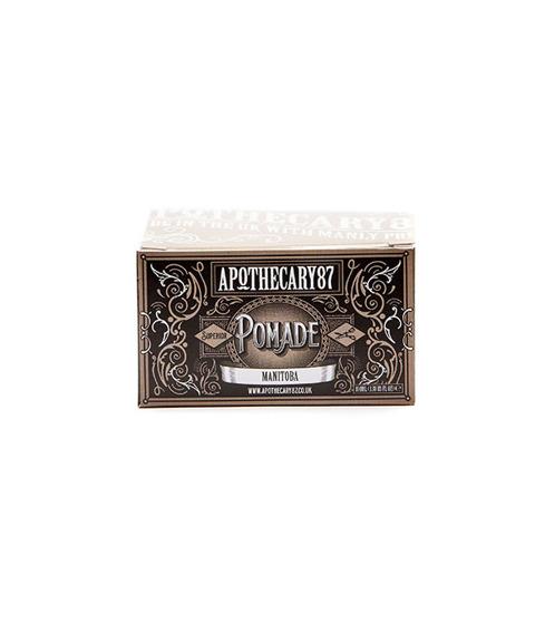 Apothecary 87-MANitoba Pomade Pomada do Włosów 100 ml