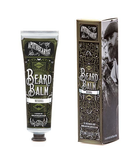 Apothecary 87-Muskoka Beard Balm Balsam do Brody 100 ml