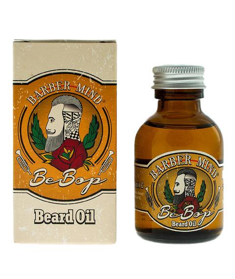 Barber Mind-BeBop Olejek do Brody 50ml