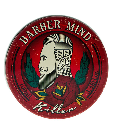 Barber Mind-Killer Pomada do Włosów 100ml