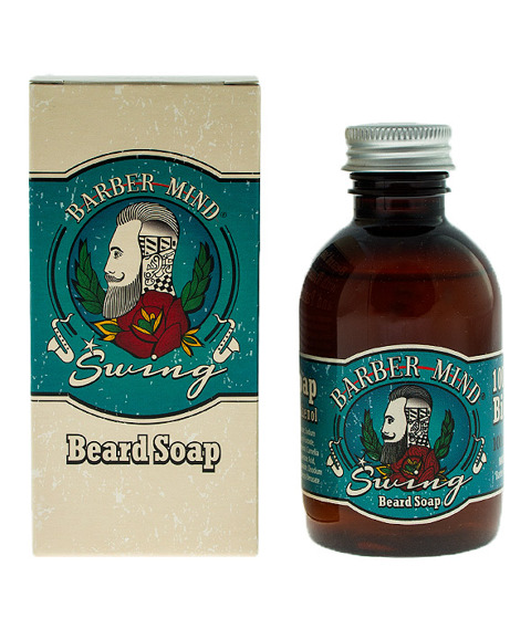 Barber Mind-Swing Beard Shampoo Szampon do Brody 100ml