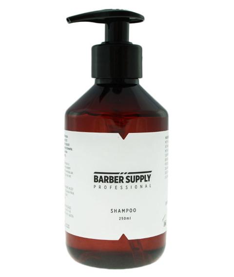 Barber Supply Professional-Shampoo Szampon do Włosów 250g