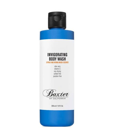 Baxter of California-Invigorating Body Wash Żel pod Prysznic Citrus and Herbal Musk 236 ml