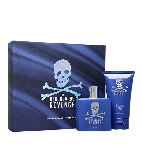 Bluebeards Revenge-Bluebeards EDT & Shower Gel Set Zestaw
