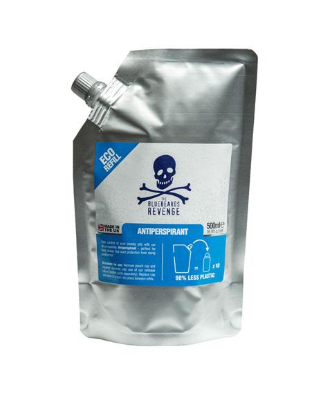 Bluebeards Revenge-Roll-on Anti-Perspirant Deodorant Dezodorant Uzupełnienie 500 ml