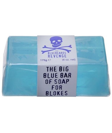 Bluebeards Revenge-Soap Big Blue Bar Mydło 175g