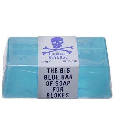 Bluebeards Revenge-Soap Big Blue Bar Mydło do Ciała 175 g