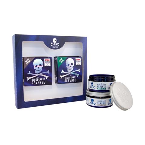 Bluebeards Revenge-Tame and Texture Hair Kit Zestaw do Stylizacji Włosów