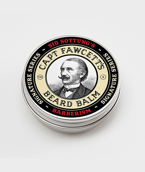 Captain Fawcett's-Barberism Beard Balm Balsam do Brody 60 ml