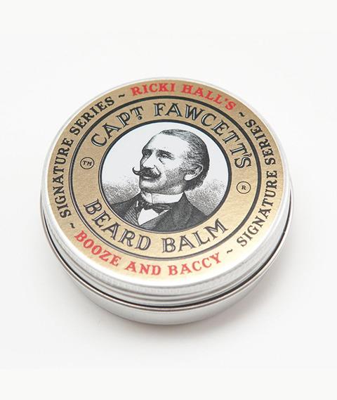 Captain Fawcett's-Ricki Hall's Booze & Baccy Beard Balm Balsam do Brody 60 ml