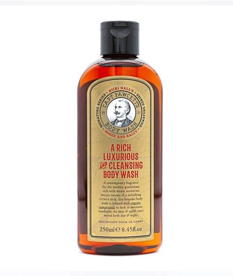 Captain Fawcett's-Ricki Hall's Booze and Baccy Body Wash Żel pod Prysznic 250 ml
