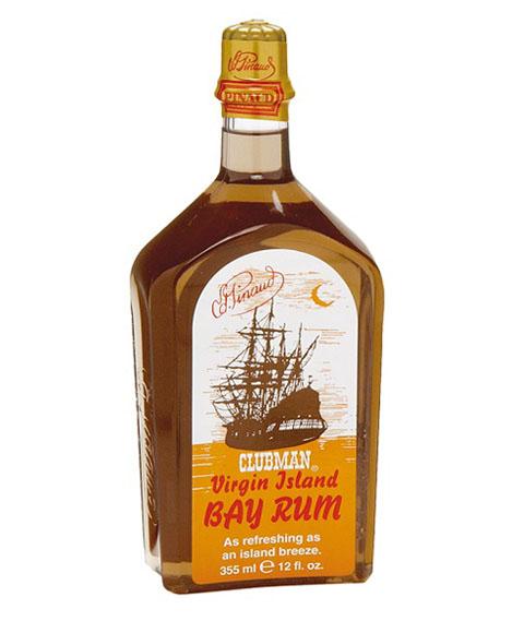 Clubman Pinaud-Virgin Island Bay Rum Aftershave Woda po Goleniu 177 ml
