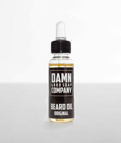Damn Good Soap-Olejek do Brody Original Dropper 25ml
