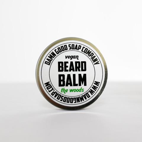 Damn Good Soap-Vegan Beard Balm The Woods Balsam do Brody 50 ml