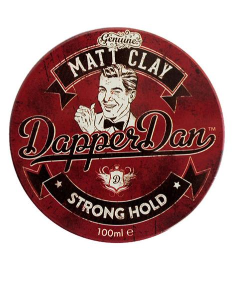 Dapper Dan-Matt Clay Pomade Pomada do Włosów 100 ml