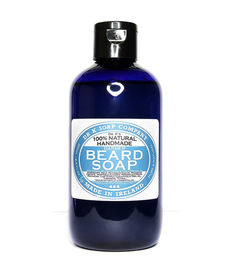 Dr. K. Soap-Beard Soap Szampon do Brody 100ml