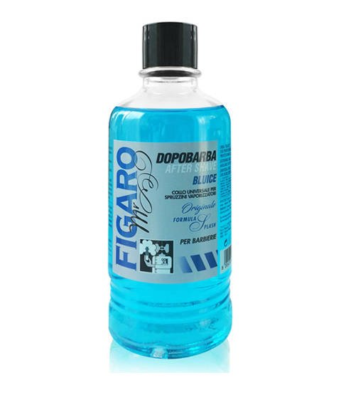 Figaro-Aftershave Blue Ice Splash Woda po Goleniu 400 ml