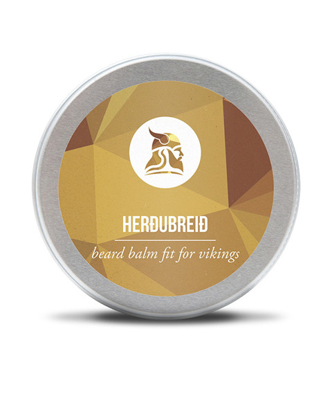 Fit for Vikings - Herðubreið Beard Balm Balsam do Brody 60ml