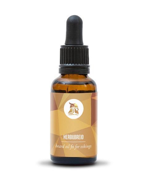 Fit for Vikings - Herðubreið Beard Oil Olejek do Brody 30ml