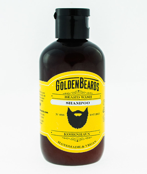 Golden Beards-Shampoo Big Sur Szampon do Brody 100ml