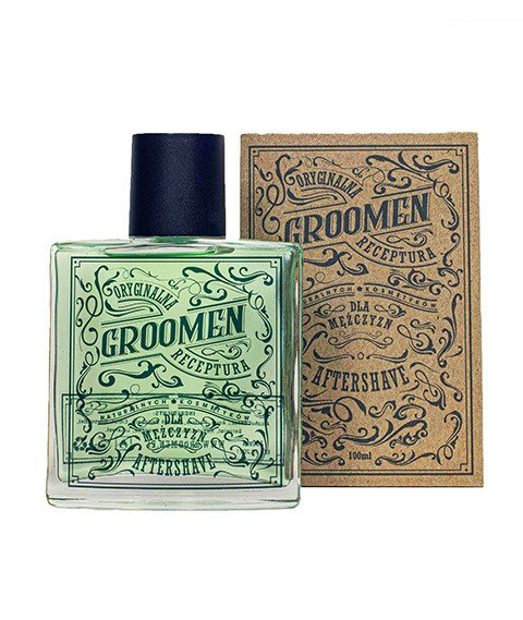 Groomen-Aftershave Woda po Goleniu 100ml