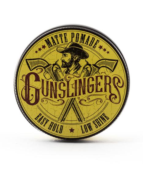 Gunslingers-Matte Pomade Pomada do Włosów 75ml