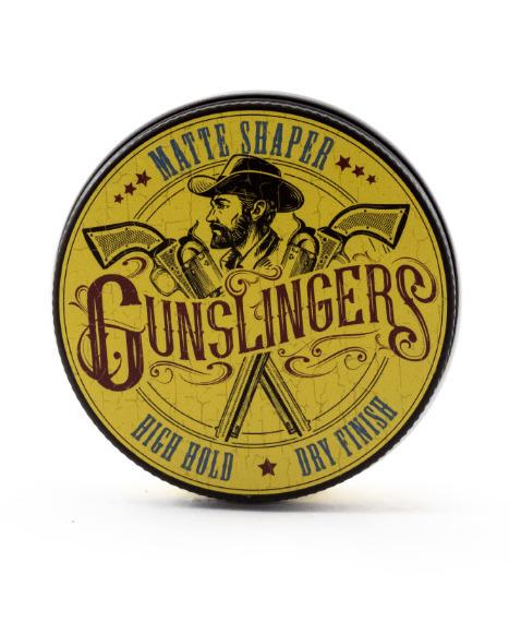 Gunslingers-Matte Shaper Pomada do Włosów 75ml