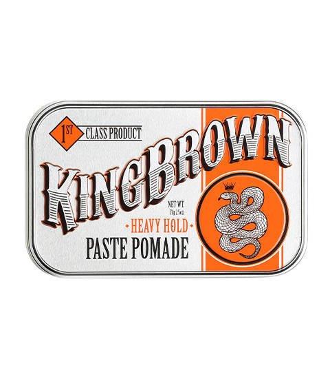 King Brown-Heavy Hold Paste Pomade Pomada do Włosów 71 g
