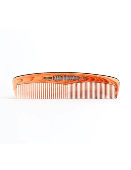 King Brown-Tort Comb Grzebień do Włosów Kieszonkowy