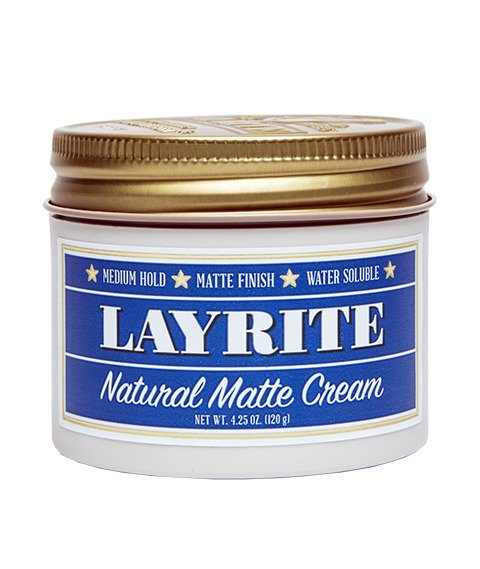 LayRite-Natural Matt Cream Pomada do Włosów 113g