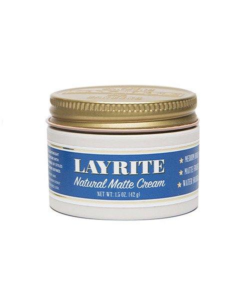 LayRite-Natural Matte Cream Pomada do Włosów 42g