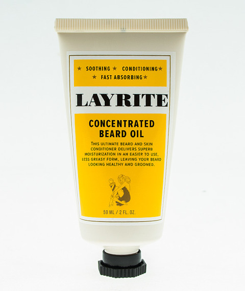 Layrite-Concentrated Beard Oil Skoncentrowany Olejek do Brody 59 ml