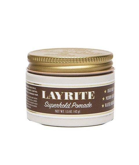 Layrite-Superhold Pomade Pomada do Włosów 42 g