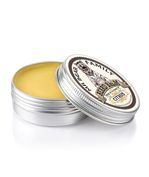 Mr Bear-Beard Balm Citrus Balsam do brody 60ml