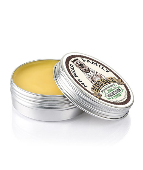 Mr Bear-Beard Balm  Wilderness Balsam do brody 60ml