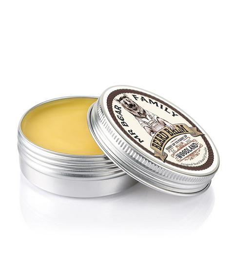 Mr Bear-Beard Balm Woodland Balsam do brody 60ml
