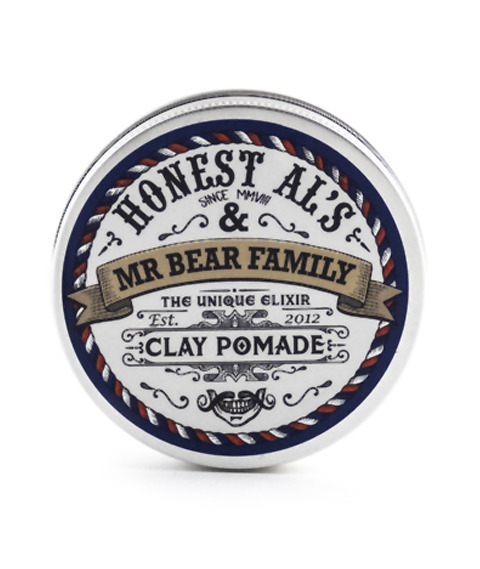Mr Bear-Clay Pomade Honest Al's Limited Edition Pomada 100ml