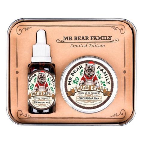 Mr Bear-Gingerbear Man Limited Edition