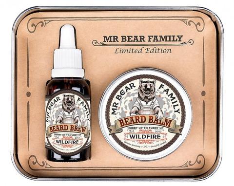 Mr Bear-Wildfire Limited Edition