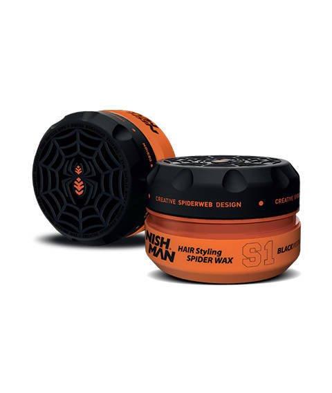 Nishman-S1 Hair Styling Spider Wax Black Widow Pomada do Włosów 150 ml