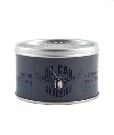 Oil Can Grooming-Blue Collar Original Pomade Pomada do Włosów 100ml