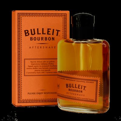 Pan Drwal-Bulleit Bourbon Aftershave Woda po Goleniu 100ml