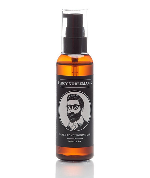 Percy Nobleman-Beard Oil 100ml Olejek do Brody