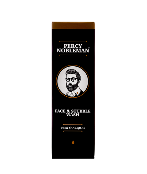 Percy Nobleman-Face & Stubble Wash Płyn do mycia Twarzy 75ml