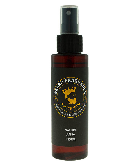 Polish King-Beard Fragrance Spray do Brody 100ml