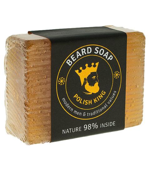 Polish King-Beard Soap Mydło do Brody 100g